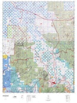 Arizona Hunting Units Map Game Pictures To Pin On